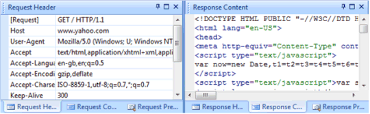 Getting Started with HTTP Debugger
